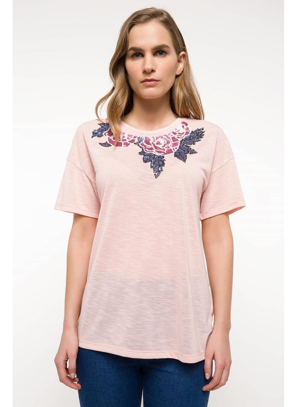 Defacto Baskılı T-shirt I8075az18smpn141t-shirt – 29.99 TL